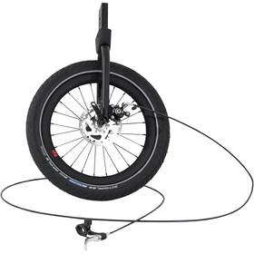 Hamax Outback Jogger Kit incl. Brake & Wire black